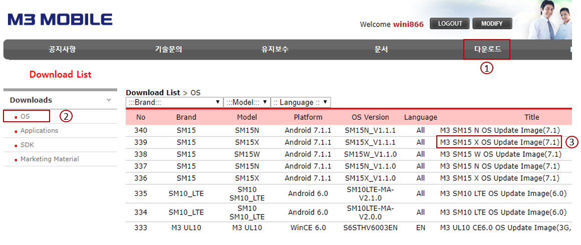 Update Wince To Android